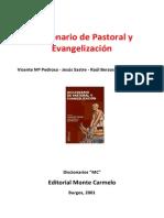 AA. VV. - Diccionario de Pastoral y Evangelización