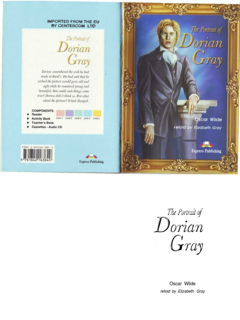 Portrait Of Dorian Gray Pdf