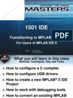 Transitioning to MPLAB®X IDE