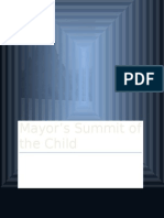 Mayor's Summit