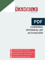 Carrera Integral de Actuacion PDF (2)