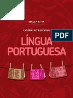 Escola Ativa Portugues Educador