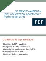 EIA, Estructura