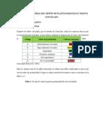 A-distribución General Del Diseño de Planta
