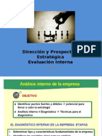 Planeamiento Estratégico AI 2013-Alternativa