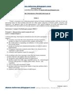 Soal SPMK UB 2014 Bahasa Inggris Kode 26