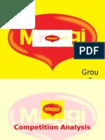 Group2 Maggi BrandAnalysis