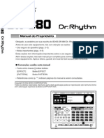 DR 880 Manual traduzido português