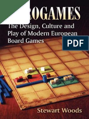 Eurogames the Design | Hobbies | Genre on