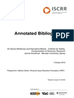 022 Output Annotated Bibliography PIEF