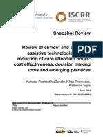 022 Assistive Technology 2013