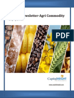 Accurate Agricommodity Weekly Market Report by CapitalHeight
