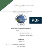 Trabajo de Investigacion - Estabilizacion de Suelos - Alumnos Orue Nuñez-masias Moran-quispe Garcia
