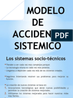 Un Modelo de Accidente Sistemico