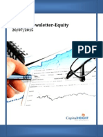 Live Weekly Equity Market Report With Trading Tips by CapitalHeight