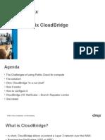 Module 18 CloudBridge