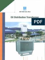 AM SGB Oil Transformer New