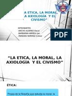 Ética, Moral y Axiología Frente Al Desarrollo Sostenible (1)