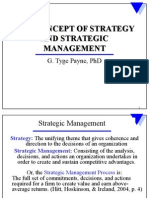 Strategy Formulation in Assembly Business