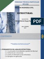 Fundamentos del analisis estructural