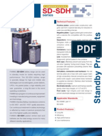 FIAM Batteries SD-SDH - Endurlite