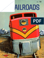How and Why Wonder Book of Railroads