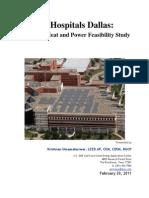 VA Hospital_Dallas_CHP Feasibility Study Report