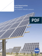Critical Factors and Opportunities in Solar Power Electronics