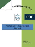 NT Lab Manual
