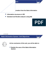 11 ICP310 SAP AFS Sales Information System