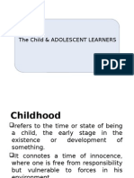 Child and Adolescent