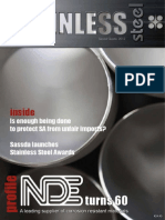 Stainless Steel Magazine May 2012