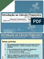 Introdução Ao Cálculo Financeiro_exb