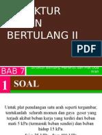 Struktur Beton Bertulang II