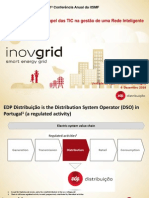 ITSMF PT_EDP Distribuicao - Projeto Inovgrid_Goncalo Rio