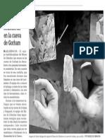 150720 La Verdad CG- Descubierta Otra Cuchilla Neandertal en La Cueva de Gorham p.11