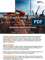 Kumbh-Mela-2015-Nasik Accomodation Facility by Narayan Seva Sansthan