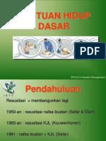 Bantuan Hidup Dasar (BHD)