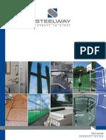 Steelway Fensecure Ltd Schools Product Guide