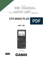 CFX9850G