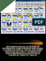 Ponencia - Software Domótico