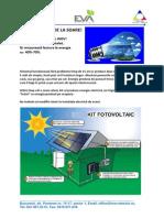 Kit EVA Energy