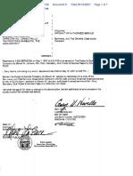 Amro v. Menu Foods Income Fund et al - Document No. 9