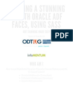 UGF3777_Gawish-Creating a Stunning UI With Oracle ADF Faces, Using Sass