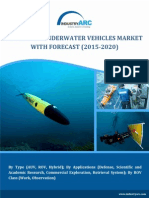 Unmanned Underwater Vehicles Market
