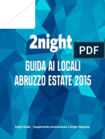 2night estate 2015 - Abruzzo
