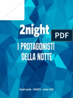 2night estate 2015 - Veneto