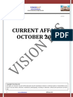 Vision Ias October 2014