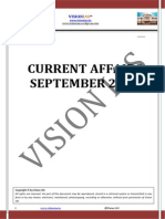 Vision Ias Current affair 2015