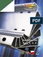 Date Tehnice - Profile Z Si C